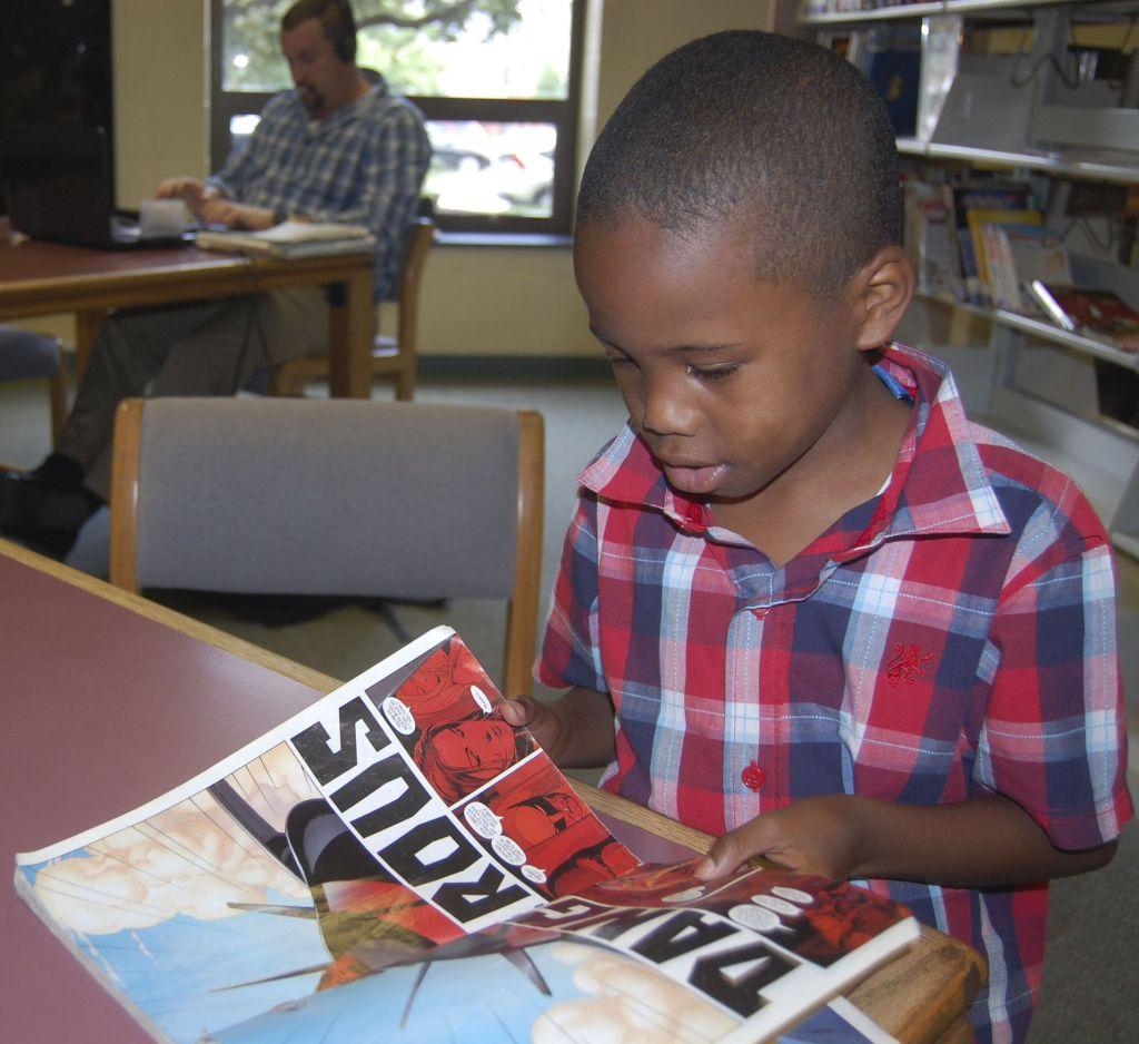 Schools, Libraries Encourage Summer Reading