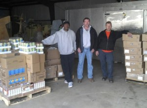 Members of the United Auto Wokers Local 3520 donated turkey dinners to Rowan Helping Ministries in Salisbury, the Triad Dream Center in Statesville and Yadkin Christian Ministries in Yadkinville.