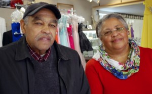 Aaron and Brenda Neely participated in civil rights sit-ins and protest marches, then later helped to integrate schools as teachers.