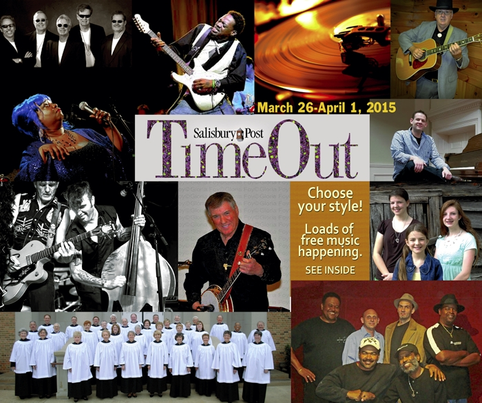Arts & Entertainment News March 26-April 1