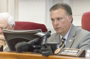 Greg Edds is chairman of the Rowan County Board of Commissioners.