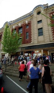 Historic Salisbury Foundation's History on Tap tour of the Empire Hotel drew hundreds of curious visitors that have never been inside the historic building on Thursday afternoon.