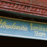 Stoudemire Furniture's location in Spencer dates back to 1902, and the store itself started in Salisbury in 1883.  Mark Wineka/Salisbury Post