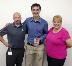 Tom Booker, David Crescenzo, and Joyce Preston  (Evaluation Contest)