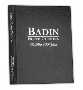 Badin book cover image A for print