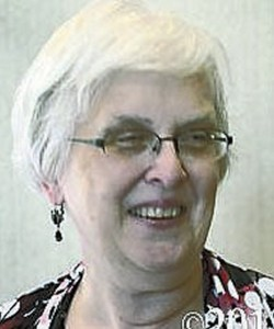 Melody Moxley is president of the Rowan County Literacy Council.