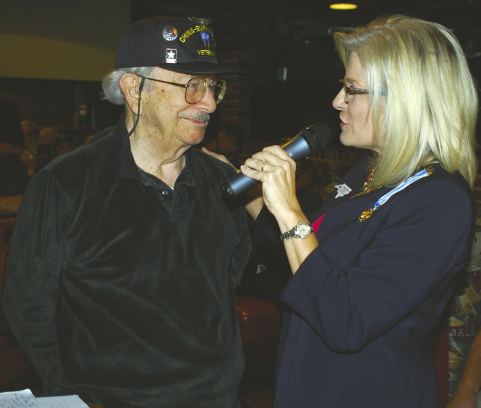DAR Pays Tribute To Vietnam Veterans At Thelma's
