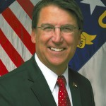 Gov. Pat McCrory, Republican
