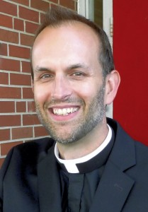 Rev. Sean Barrett