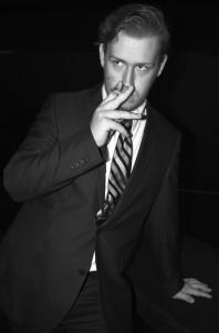 Alex Donato as Harry Fatt.  Photo by Tracy Ratliff