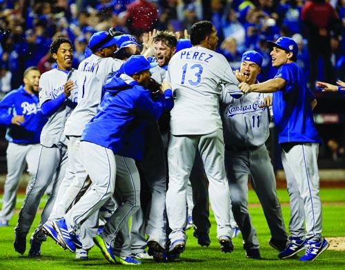 Kansas City Royals win World Series: Griffin | Toronto Star