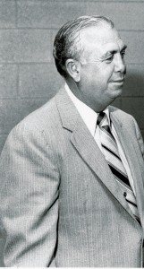 File photo   Narvie Bonds in 1980. Bonds was the chief for Locke Fire Department for 35 years.