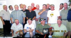 Reunion of the 1st Air Calvary Division, Alpha Company, 2nd Battalion, 7th Cavalry.