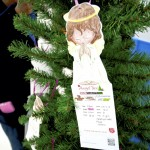 Some 780 angel tags are going on the trees this week, and 400 to 450 more will be added after the last application day, Dec. 5. Jon C. Lakey/Salisbury Post