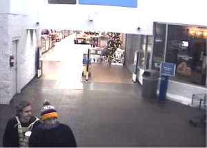 Suspects wanted in car break ins in Iredell caught on surveillance video.