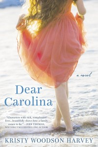 For young mothers, Kristy Woodson Harvey's 'Dear Carolina.'