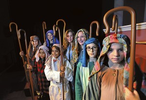 PPT's The Best Christmas Pageant Ever opens tomorrow, Dec. 11