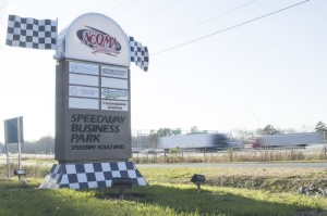 Josh Bergeron / Salisbury Post - A company called Bowtie Properties LLC has submitted an offer to purchase six acres of land from Rowan County government in Speedway Business Park.