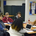 Teachers in the first cohort of Catawba's M.Ed STEM program discuss what they want out of their graduate degree.