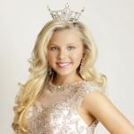 Miss Rowan County's Outstanding Teen Briley LaFollette