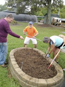 Cooperative Extension A March 19 class at Cooperative Extension will cover how to make different types of raised beds.
