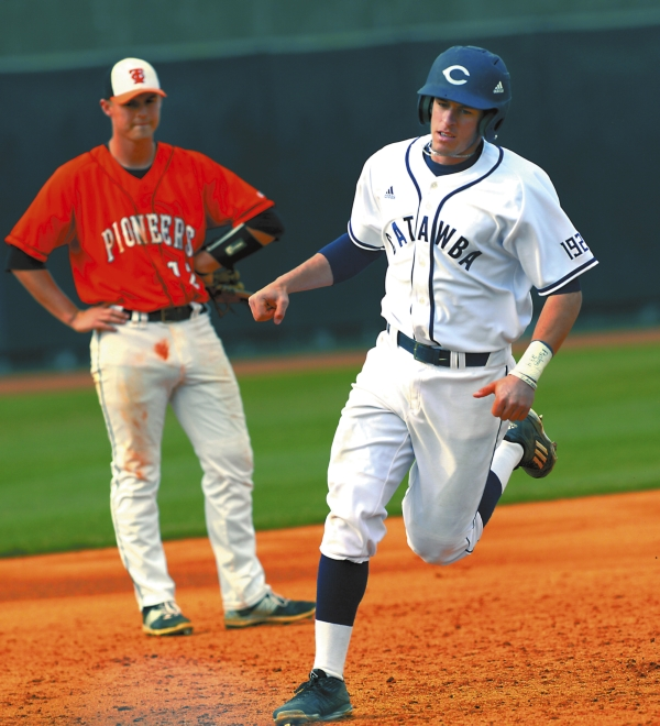 College Baseball: Setzer Rebounds; Catawba Takes Series