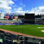 Promats Athletics has provided netting for 12 Major League Baseball stadiums, including Yankee Stadium in New York, using Ultra Cross Braided Dyneema Netting. Submitted photo