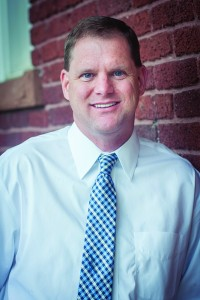 Submitted Photo - Durham businessman Kevin Griffin is running as a Democrat for North Carolina's 13th Congressional District seat.