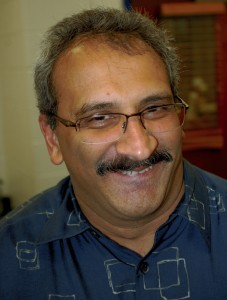 Mark Wineka/Salisbury Post   Dr. Yogi Patel