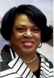 The Rev. Dr. Pamela Carrington Holder at New Bethel Baptist