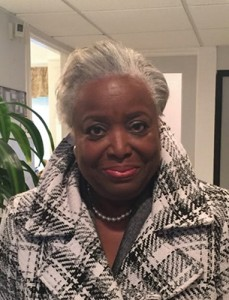 Greensboro resident Mazie Ferguson is running as a Democrat for the 13th Congressional District seat.