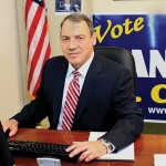 Submitted photo - Tim D'Annunzio is a businessman and candidate for the 8th Congressional District. D'Annunzio is a Republican who's challenging incumbent Rep Richard Hudson in the June 7 primary election.