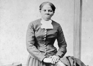 This image provided by the Library of Congress shows Harriet Tubman, between 1860 and 1875. Tubman's likeness will be on the $20 bill, making her the first woman on U.S. paper currency in 100 years. (H.B. Lindsley/Library of Congress via AP)