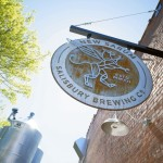 New Sarum's brewery and taproom is at 109 N. Lee St., bedhind the Gateway Building. Jon C. Lakey/Salisbury Post