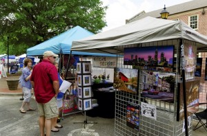 Kaleidoscope Cultural Arts Festival kicks off its fourth season in downtown Kannapolis on Saturday, with more than 50 arts and culture vendors set up on West Avenue.