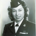 A native of Faith, Lucy Josey Anderson served as a Navy WAVE from January 1944 through August 1952. Submitted photo