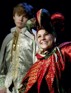 Piedmont Players Theatre presents Magic Tree House Collection The Knight at Dawn.
