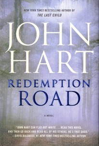 John Hart will sign his new book at Literary Bookpost on May 6, 5=8 p.m.