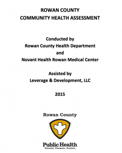 Click on the above picture to read the fullCommunity Health Assessment