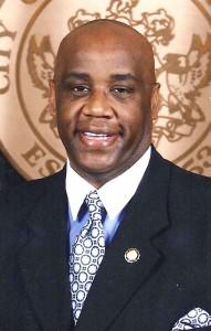 Kenny Hardin is a member of Salisbury City Council.