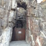 An example of a closed down mine just after leaving Oatman. Photo by David Freeze