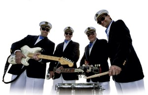 Saturday at the Faith Fourth festival: Boat Rockers Yacht Band