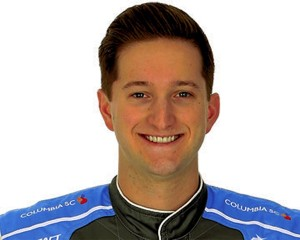 NASCAR race truck driver Jordan Anderson.