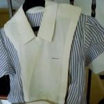 Gail Key Kimball still has the highly starched nursing school uniform she wore at Rowan Memorial Hospital in the late 1950s.   Mark Wineka/Salisbury Post