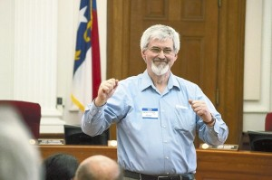 Geoffrey Hoy is chairman of the Rowan County Democratic Party.
