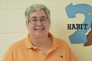 Lori Marerro, co-principal — Koontz Elementary