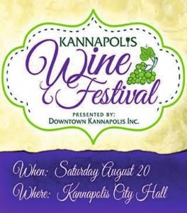 Second annual Kannapolis wine festival