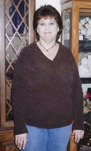 Submitted photo Pamela Marie Callahan in a photo from before the fire and her disappearance.