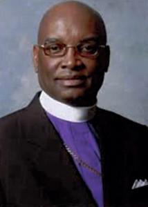Bishop George E. Battle Jr.