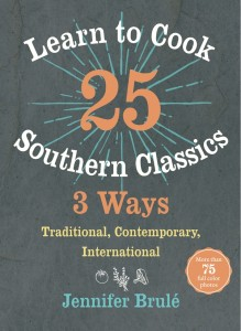 Savor the Southern flavors in a new cookbook.